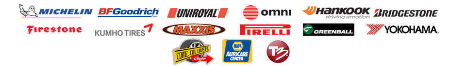 Tire Brands in Oceanside, California