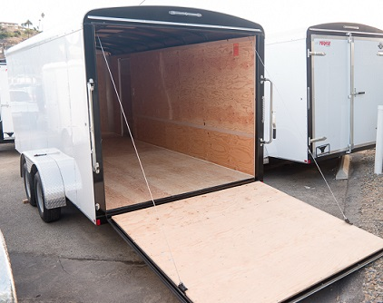 Enclosed Mirage Trailers in Oceanside, CA